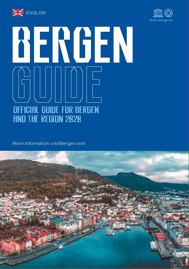 Bergen Guide cover 2019