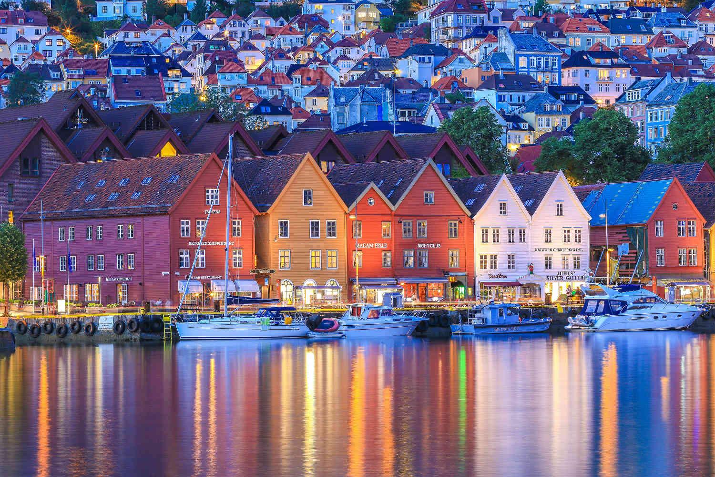 Møterom I Bergen