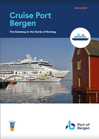 Bergen Cruise Port brochure