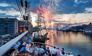 Thumbnail for Tall Ships Races 21 - 24 juli