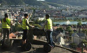 Thumbnail for Sightseeing på segway