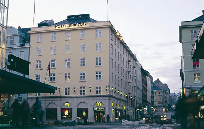 Hotel Bergen Airport Norway