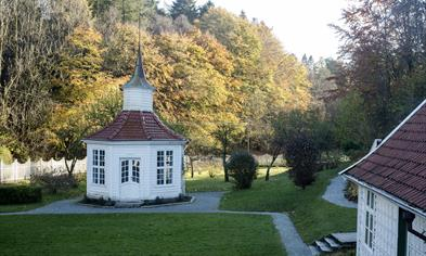 Alvøen Country Manor - Bergen City Museum