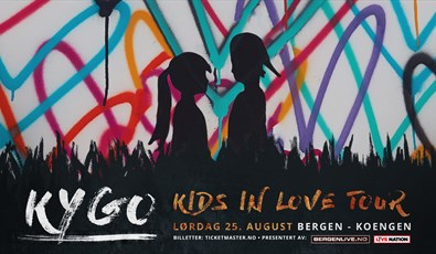 Kygo - Kids In Love Tour