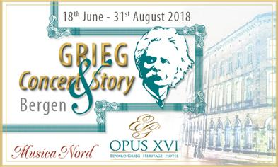 Grieg Concert & Story