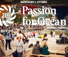 Fra Passion for Ocean-festivalen i Bergen 2019