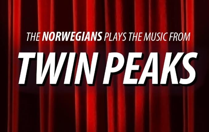 The Norwegians plays music from Twin Peaks